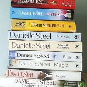 Danielle Steel Summer Reading